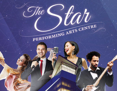 The Star Performing Arts Centre Ads