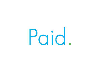 Paid: Website