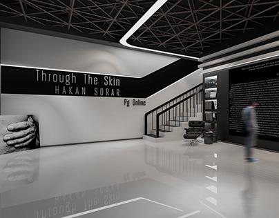 Through the Skin Exhibition