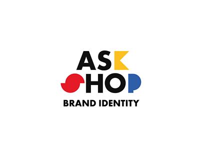 Ask Shop brand identity