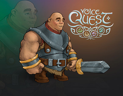 Voice Quest Characters