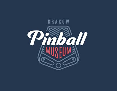 Pinball Museum Identity