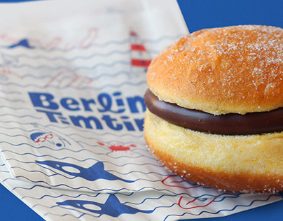 Berlim TimTim - Pastry