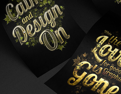 KCDO / Typographic Illustration