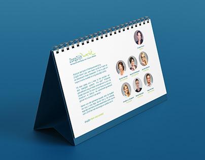 Bureaukalender - ZorgZijn Werkt