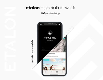 ETALON - IOS/ANDROID