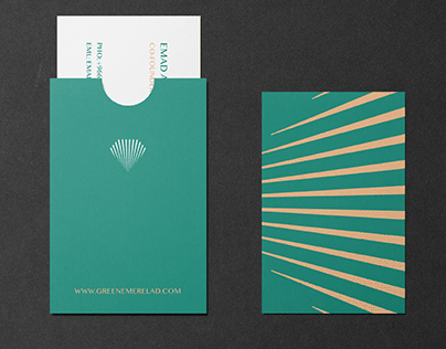 Emerald - Branding design