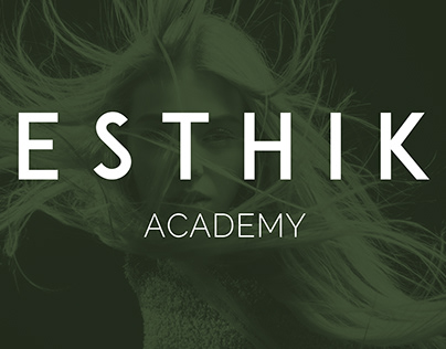 ESTHIK ACADEMY - Brand Identity Design & Packaging
