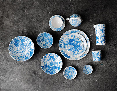 Ceramics Product Photoshoot