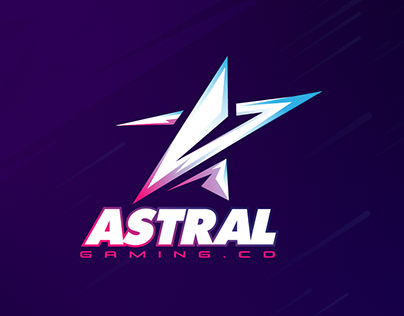 Astral Gaming Co Branding