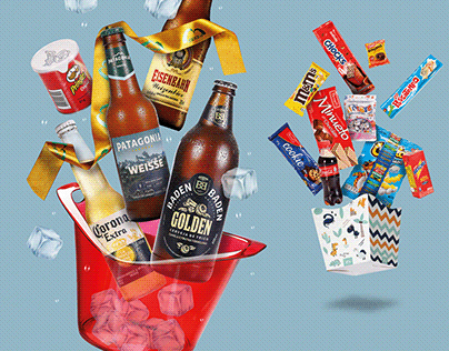 Natal - Cestas de Presentes - Moura Supermercados