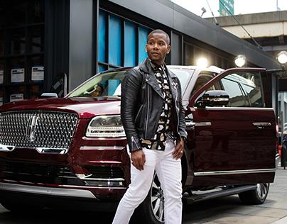 Sabir M Peele for Lincoln Motors