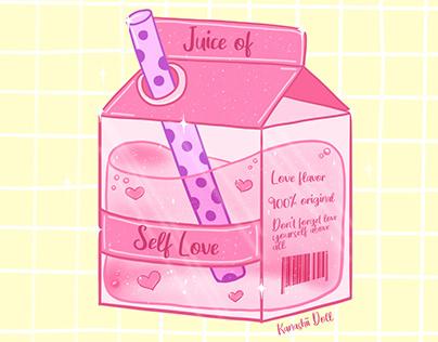 Juice of self love