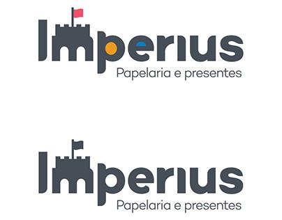 Papelaria Imperius - Branding