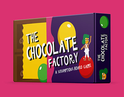 Board Game Design : The Chocolate Factory