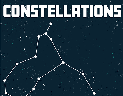 Constellations Flash Cards