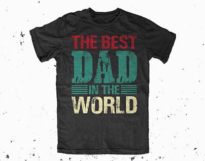Father's DayT-shirtDesign