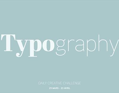 Illustrator Challenge | 29 mars au 23 avril 2021
