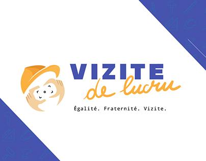 Vizite de Lucru - Branding