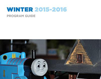 Morris Museum Program Guide - Winter 2015-2016