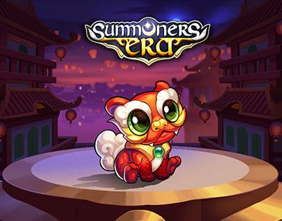 Mid Autumn Animation for Summoner Era