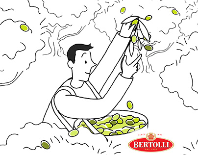 Bertolli Olive Oil Animation