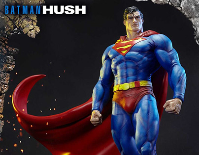 Superman Hush - Prime1 Studio
