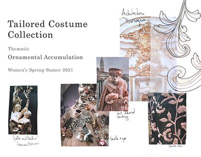 BA Fashion design Portfolio - second year