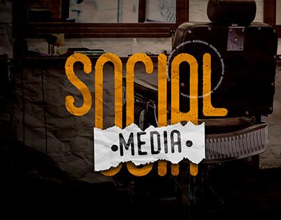 SOCIAL MEDIA BARBER SHOP