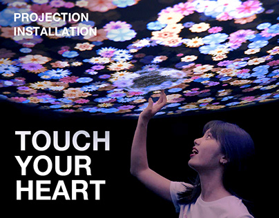 Touch Your Heart | Immersive Interactive Installation