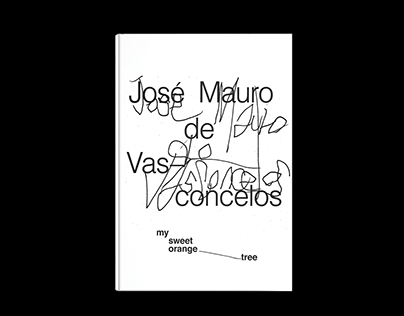 Book Cover Series: José Mauro de Vasconcelos