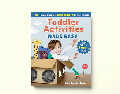 Toddler Activities Made Easy!