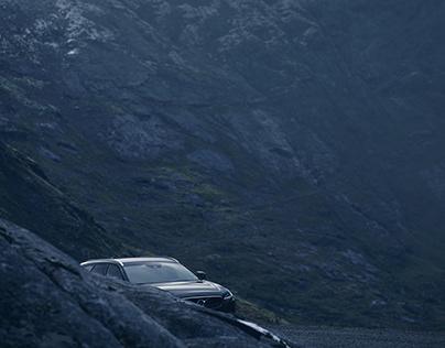 Volvo V90CC in Norway