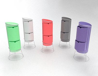 Product design - Sou um Lixo