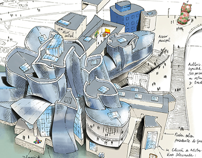 Guggenheim Bilbao XX