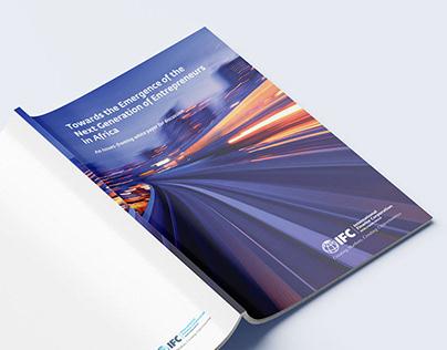 (IFC) International Finance Corporation   Book Design