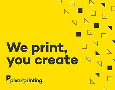 Pixartprinting - We print, you create