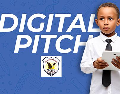 The Nairobi Academy Digital Pitch