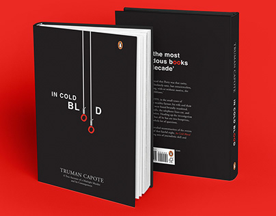 In Cold Blood: Penguin Student Award | Book Design