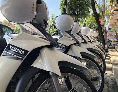 Thuê xe máy Ninh Bình - MOTOGO