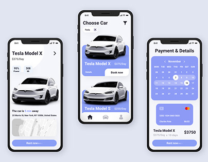 Car Rental App - Summary