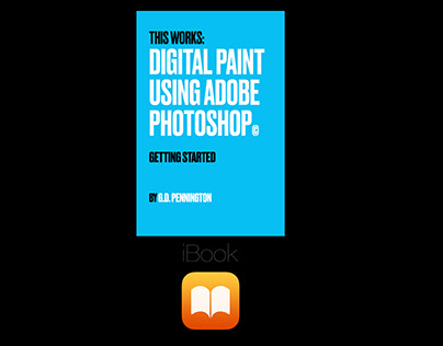 Digital Paint Using Adobe Photoshop