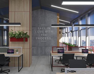 Офис для IT-компании