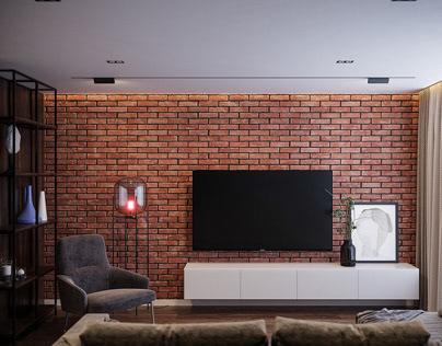 Дизайн-проект квартиры в ЖК «Наследие»