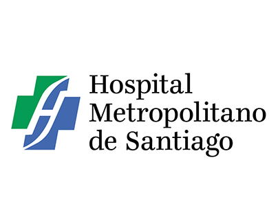 New branding book. Hospital Metropolitano de Santiago