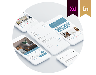 Insharior - Interior item sharing mobile application
