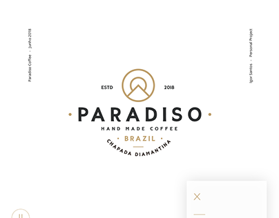 // Paradiso Coffee Website