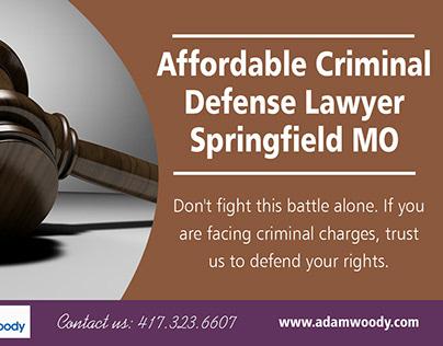 affordable criminal defense lawyer on Behance