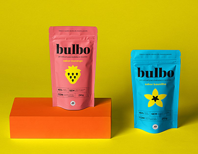 bulbo - Packaging and Brand Identity