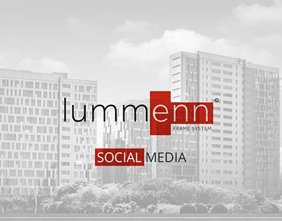 Lummenn Social Media